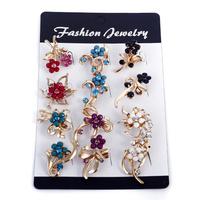 brooch new 2014 fashion Korean rhinestone brooches