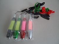 creative LED light pen pen note multifunctional ball pen/ballpoint pen