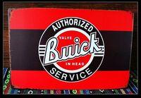 Modern metal car painting Pub decorative painting Buick car series home declas/mural/poster/decoration G-84