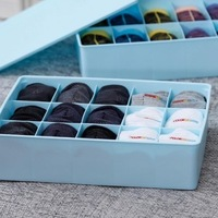 Receive a case 15 case  top underwear receive a case Drawer storage box The bra pants socks underwear boxes free shipping