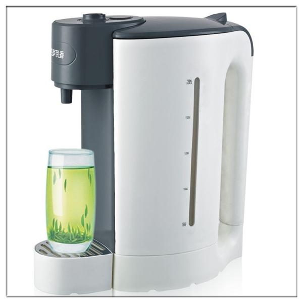 Frete grátis para E & U Professional Automatic Electric Kettle Thermos(China (Mainland))