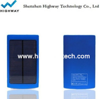 10000mAh solar power bank charger for mobile phones