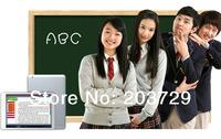 2PCS/LOT CHUWI e100 kids tablet 7.9 Inch IPS screen 1024*768px RK3188 quad-core 1G RAM 16G ROM WIFI/OTG/BT (Silver) DHL Free
