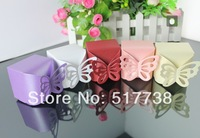 New Design Wedding Favor Boxes butterfly Gift box Candy box