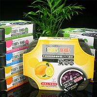 Car carbon balm solid perfume car antiperspirant flavor air purification fresheners