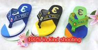 2014 men's fashion casual summer flip flops POLO sandals men slippers hot selling tide sandals