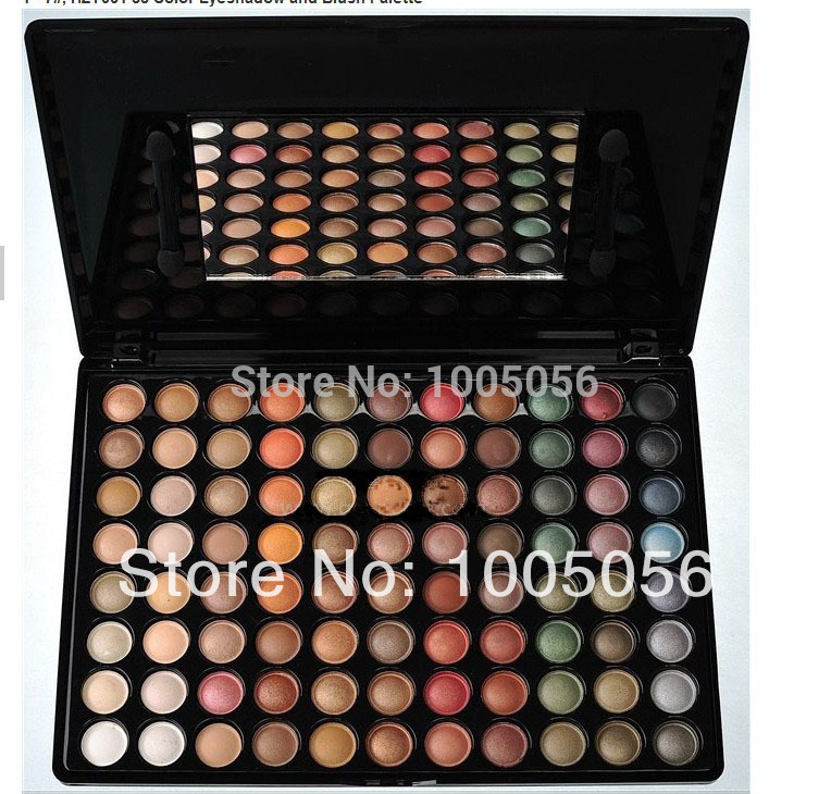 Professional 88 matte Color Eyeshadow Makeup Eye shadow Palette Dropshipping(China (Mainland))