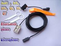 Bluetooth phone microphone MMI 3G Bluetooth Bluetooth Mike