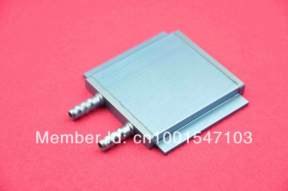 bloco de alumínio de refrigeração para cpu de refrigeração sistema de gráficos co2 laser peltier cooler líquido fresco sys(China (Mainland))