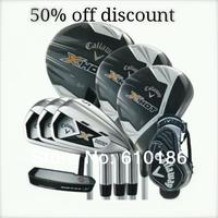 2014 x hot irons set,golf original set,fashion man hot golf clubs,free shipping promotion complete golfs