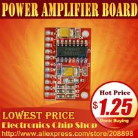 1pcs Mini Digital Power Amplifier Board Module PAM8403 Class D 2*3W