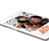 2PCS/LOT CHUWI V88HD Quad Core RK3188 Tablet PC 7.9 Inch IPS Screen Android 4.2 Mini pad RAM 1GB ROM 8GB (Silver)
