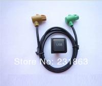 Golf 6 Scirocco Sagitar New Bora NAV231/268MF navigation RCD510 +310 + USB switch transposon
