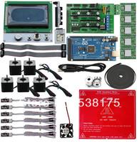 3D Printer KIT RAMPS 1.4 ,  Mega 2560,A4988,LCD12864,SD Ramps,Cooler fan,etc