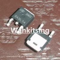 10 PCS AOD403 TO-252 D403 403 30V P-Channel MOSFET