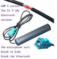 5 series X1 f-18s bluetooth antenna + suit brush brush hidden bluetooth microphones