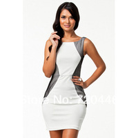 Free Shipping New Arrvial Women Sexy Club Dress  Slim And Hippackage  Ladys' Office Wear 21022  One Piece Girls's Workwear