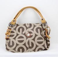 A117(khaki-G)HOT!!!! Special Offer PU Leather bags,2014 hot sale, 38x30cm,women messenger bag,Shoulder Handbag,free shipping!