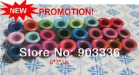 PROMOTION  Scrapbook Wholesale Mixed Color Metal eyelets For Scrapbooking DIY embelishment garment clothes eyelets Free Shipping