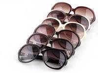 Ms. 2014 new fashion pearl sunglasses polarized sunglasses UV star driver mirror sunglasses