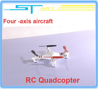 2014 New arrival RC Quadcopter UFO four -axis aircraft Transmitter drone Helicopter VS WALKERA QR X350 pro H107D Free Shipp 2014