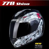 Marushin full face helmet motorcycle helmet  778RS