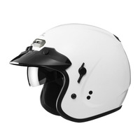 SOL  helmet motorcycle helmet SO-3 flight helmet pedal vintage lens L, XL, XXL