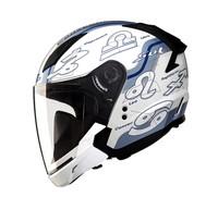 SOL SO-2 constellation motorcycle helmet half helmet chin combination of full-face helmet