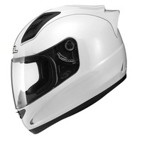 SOL motorcycle helmet with  LED lighting automobile race helmet  68s