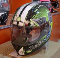 cool Marushin helmet 778RS  full face Motorcycle Helmet  free shipping M, L, XL, XXL