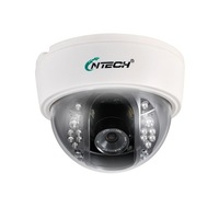 """1/3"""" SONY 960H EXview HAD CCD II 700TVL D-WDR OSD 2D-DNR IR distance 25M 2MP 2.8-12mm varifocal lens 3-Axis Indoor Dome Camera"""