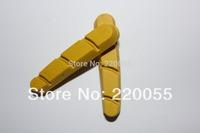 road bicycle brake pads rim brake pads pads for shimano dura ace Avid Sram  yellow pads for YH422rp