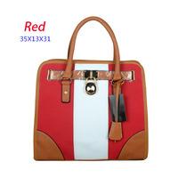 Hamilton Designers Brand Michaell Lock New Fashion 2014 Women Handbags Lady Canvas Strap Chain Purse Totes Bolsa Shoulder bags