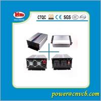 2500w/5000w pure sine wave power inverter DC 24V to AC 110V 60Hz solar wind battery home power supply