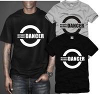 Hot Sale Dancer waackin house jazz bboy hiphop Summer 2014 Short-sleeve T-shirts Basic Undershirts Cotton Tees Shirts