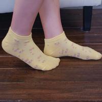Platinum socks women's socks female sock slippers summer paragraph sock slippers double 6 Size fits all