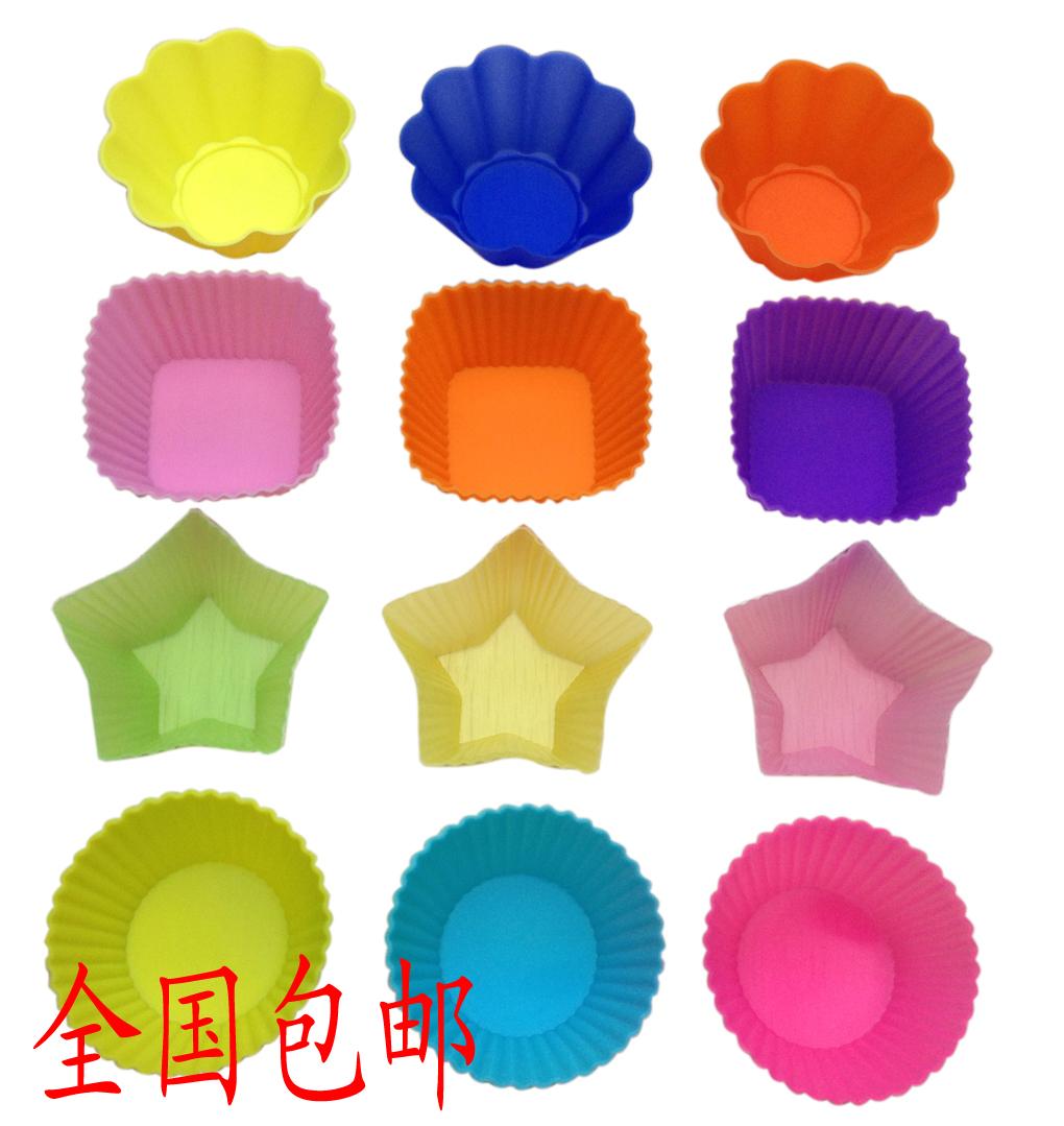 12 forma de bolo de sílica gel pudim geléia molde copo cavalo copo molde(China (Mainland))