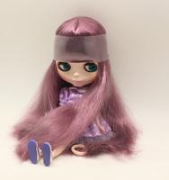 Free Shipping hot sale TB-281 Nude Blythe doll lovely DIY toy birthday gift for girls fashion big eyes dolls beautiful Hair