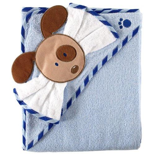 "USA Luvable Friends Fancy Hooded Bath Wrap,towel bath baby, Size 30 x 36"" ,Free Shiping(China (Mainland))"