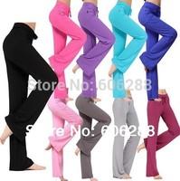 Women Yoga Sweat Lounge Gym Sports Athletic Pants Wide Leg Pants 100% Modal fabric 1XL 2XL 3XL  S-XXXL