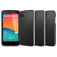 new nexus 5 SGP case SPIGEN SGP Neo Hybrid Case for LG Google Nexus 5 back cover phone case for nexus 5+Sreen protector