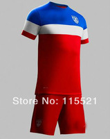 wholesale new 2014 WORLD  CUP USA national united states soccer jersey Football uniform  away best customize name and number