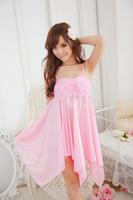 2014 Spring Lady Sling Pajamas For Women Lingerie Sexy Lingerie Sleepwear Home Strap Dress Nightgown Nightwear