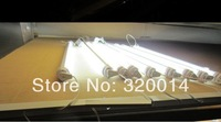 PC Cover+Aluminum 85-265V high luemens high quality 2400lumens SMD3014 24W T8 LED tube 1500mm light 5 feet 1.5m 150cm Lamp