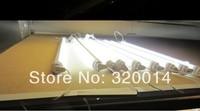 PC Cover+Aluminum 85-265V high luemens high quality 2400lumens SMD3014 24W T8 LED tube 1500mm light 5 feet 1.5m 150cm Lamp