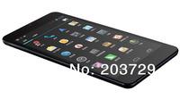 "PiPO T1 Smart Phone 6.8"" tablet pc Dual SIM, bluetooth, GPS, WiFi, 512MB 4GB 3G 16:9 screen (Black) DHL/EMS free shipping"