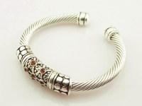 fashion jewelry,925 sterling silver Bracelets&bracelet, 925 Miao Silver, Brand New D70