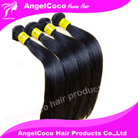 "M-Angelcoco hair products Free shipping.wholesale virgin Indian hair extension Indian straight hair 12""-28"" 5pcs/ lot"