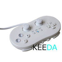 NEW White Classic Game Controller Video Game Controller For Nintendo Wii Remote Virtual Console Game Joysticks