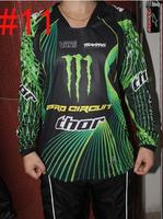 hot sell T-shirt Race Motocross motorcycle jersey moto clothing T-Shirts Racing jerseys riding off-road jerseys